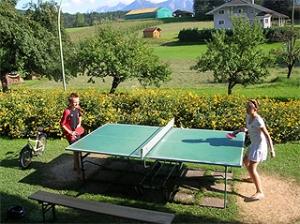 Haus Primosch - Tischtennis-Spaß